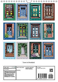 Türen im Wendland (Wandkalender 2019 DIN A4 hoch) - Produktdetailbild 13
