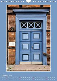 Türen im Wendland (Wandkalender 2019 DIN A4 hoch) - Produktdetailbild 2
