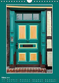 Türen im Wendland (Wandkalender 2019 DIN A4 hoch) - Produktdetailbild 3