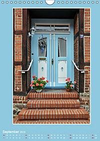 Türen im Wendland (Wandkalender 2019 DIN A4 hoch) - Produktdetailbild 9