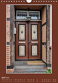 Türen im Wendland (Wandkalender 2019 DIN A4 hoch) - Produktdetailbild 4