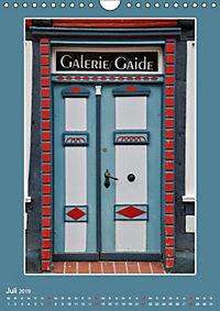 Türen im Wendland (Wandkalender 2019 DIN A4 hoch) - Produktdetailbild 7