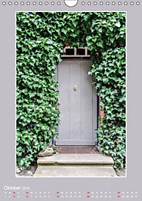 Türen im Wendland (Wandkalender 2019 DIN A4 hoch) - Produktdetailbild 10