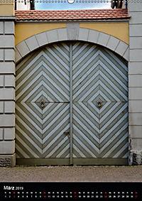 Türen und Portale aus Warburg/Westfalen (Wandkalender 2019 DIN A2 hoch) - Produktdetailbild 3