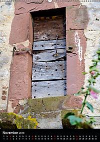 Türen und Portale aus Warburg/Westfalen (Wandkalender 2019 DIN A2 hoch) - Produktdetailbild 11