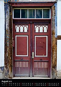 Türen und Portale aus Warburg/Westfalen (Wandkalender 2019 DIN A2 hoch) - Produktdetailbild 8