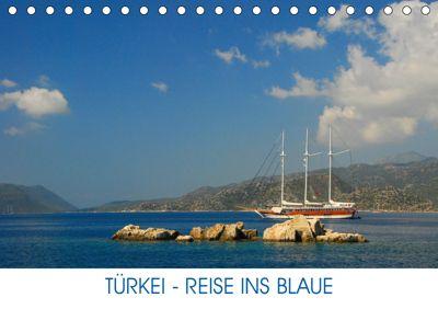 Türkei - Reise ins Blaue (Tischkalender 2019 DIN A5 quer), Christiane Kulisch