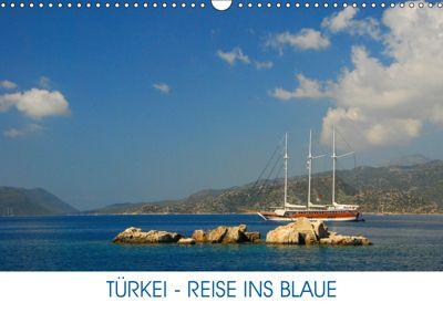 Türkei - Reise ins Blaue (Wandkalender 2019 DIN A3 quer), Christiane Kulisch