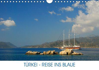 Türkei - Reise ins Blaue (Wandkalender 2019 DIN A4 quer), Christiane Kulisch