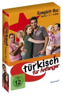 Türkisch für Anfänger - Komplettbox, Diverse Interpreten