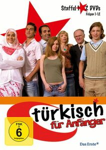 Türkisch für Anfänger - Staffel 1, Türkisch für Anfänger St.1, Komplettbox