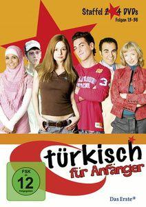 Türkisch für Anfänger - Staffel 2, Türkisch für Anfänger St.2, Komplettbox
