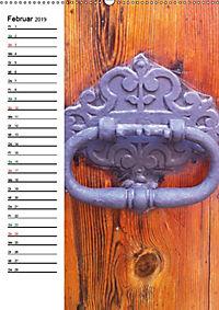 Türklopfer 2 (Wandkalender 2019 DIN A2 hoch) - Produktdetailbild 2