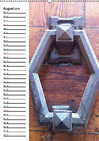 Türklopfer 2 (Wandkalender 2019 DIN A2 hoch) - Produktdetailbild 8