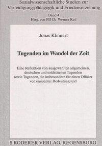 Tugenden im Wandel der Zeit - Jonas Klinnert pdf epub