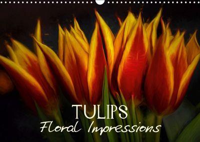 Tulips Floral Impressions (Wall Calendar 2019 DIN A3 Landscape), Vronja Photon