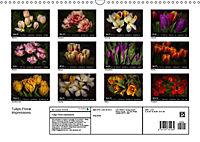 Tulips Floral Impressions (Wall Calendar 2019 DIN A3 Landscape) - Produktdetailbild 13