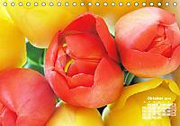 Tulpen, Tulips, Tulipes (Tischkalender 2019 DIN A5 quer) - Produktdetailbild 10