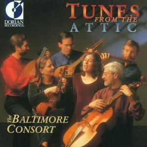 Tunes From The Attic, The Baltimore Consort