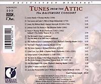 Tunes From The Attic - Produktdetailbild 1