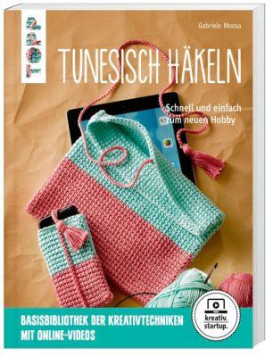 Tunesisch Häkeln Buch Jetzt Bei Weltbildde Online Bestellen