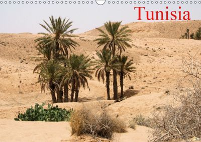 Tunisia (Wall Calendar 2019 DIN A3 Landscape), Jon Grainge