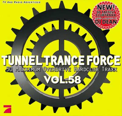 Tunnel Trance Force Vol. 58, Various