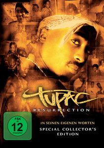 Tupac: Resurrection, Tupac Shakur
