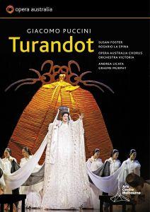 Turandot, Licata, Foster, La Spina, Murphy