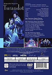 Turandot - Produktdetailbild 1