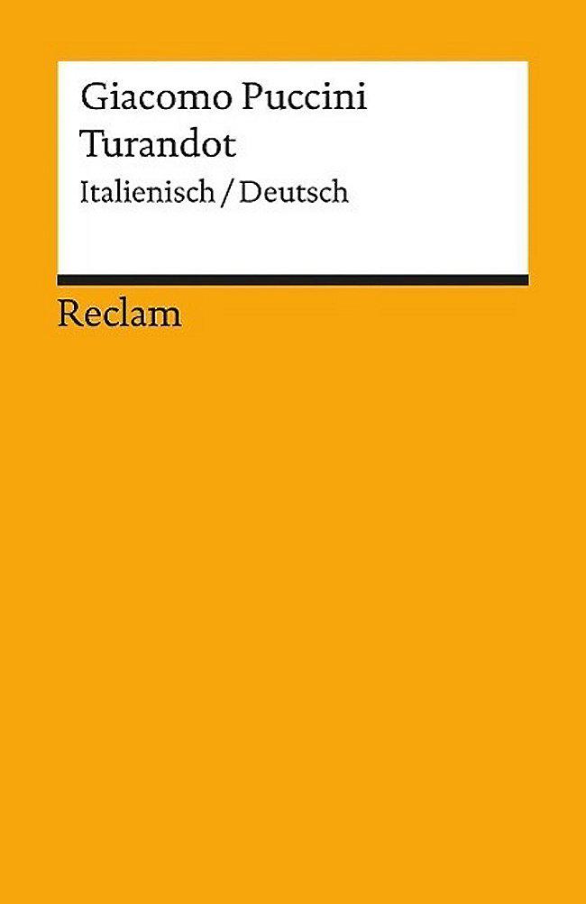 Weihnachtslieder Italienisch Texte.Turandot Textbuch Deutsch Italienisch Buch Weltbild De