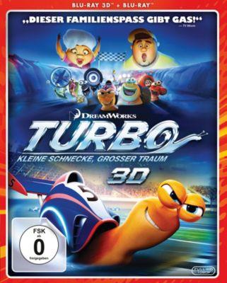Turbo - 3D-Version, Darren Lemke, Robert D. Siegel, David Soren
