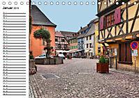 Turckheim - Malerischer Winzerort im Elsass (Tischkalender 2019 DIN A5 quer) - Produktdetailbild 1