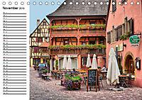 Turckheim - Malerischer Winzerort im Elsass (Tischkalender 2019 DIN A5 quer) - Produktdetailbild 11