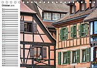 Turckheim - Malerischer Winzerort im Elsass (Tischkalender 2019 DIN A5 quer) - Produktdetailbild 10