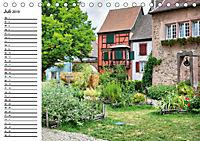 Turckheim - Malerischer Winzerort im Elsass (Tischkalender 2019 DIN A5 quer) - Produktdetailbild 7
