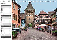 Turckheim - Malerischer Winzerort im Elsass (Tischkalender 2019 DIN A5 quer) - Produktdetailbild 6