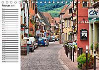 Turckheim - Malerischer Winzerort im Elsass (Tischkalender 2019 DIN A5 quer) - Produktdetailbild 2