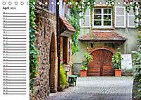 Turckheim - Malerischer Winzerort im Elsass (Tischkalender 2019 DIN A5 quer) - Produktdetailbild 4