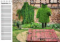 Turckheim - Malerischer Winzerort im Elsass (Tischkalender 2019 DIN A5 quer) - Produktdetailbild 9