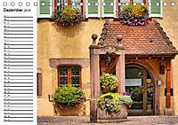 Turckheim - Malerischer Winzerort im Elsass (Tischkalender 2019 DIN A5 quer) - Produktdetailbild 12