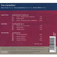 Turina-Takács-Piazzolla - Produktdetailbild 1