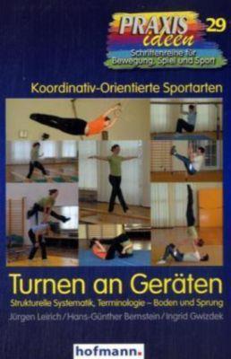 Turnen an Geräten, Jürgen Leirich, Hans-Günther Bernstein, Ingrid Gwizdek