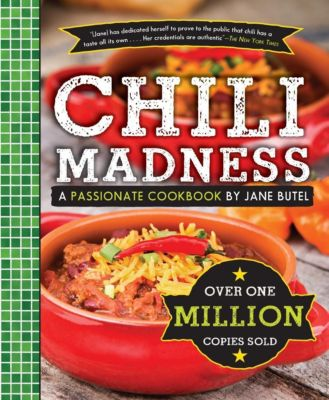 Turner: Jane Butel's Chili Madness, Jane Butal