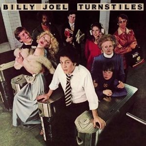 Turnstiles (Vinyl), Billy Joel