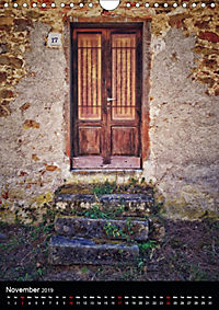 Tuscan Doors (Wall Calendar 2019 DIN A4 Portrait) - Produktdetailbild 11