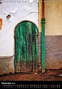 Tuscan Doors (Wall Calendar 2019 DIN A4 Portrait) - Produktdetailbild 12