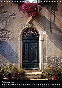 Tuscan Doors (Wall Calendar 2019 DIN A4 Portrait) - Produktdetailbild 2