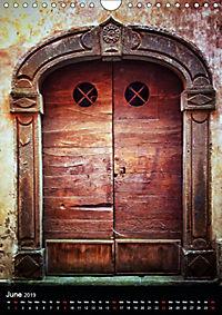 Tuscan Doors (Wall Calendar 2019 DIN A4 Portrait) - Produktdetailbild 6