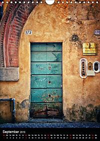 Tuscan Doors (Wall Calendar 2019 DIN A4 Portrait) - Produktdetailbild 9